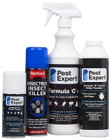 Pest Expert Bed Bug Killer Kit for 1 Bedroom